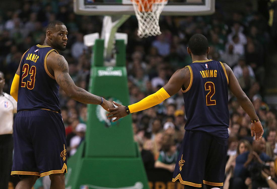 Cavaliers y Wizards completan barridas por viva basquet