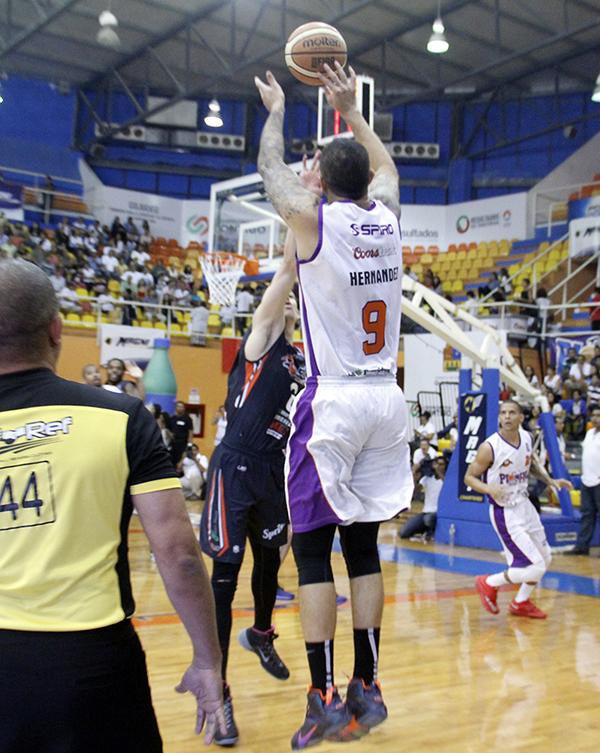 Soles toma ventaja en la Final de la LNBP por viva basquet