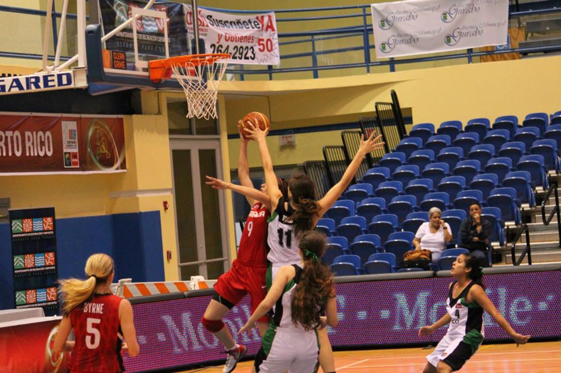Bego Faz, Alcanzando su sueño por viva basquet
