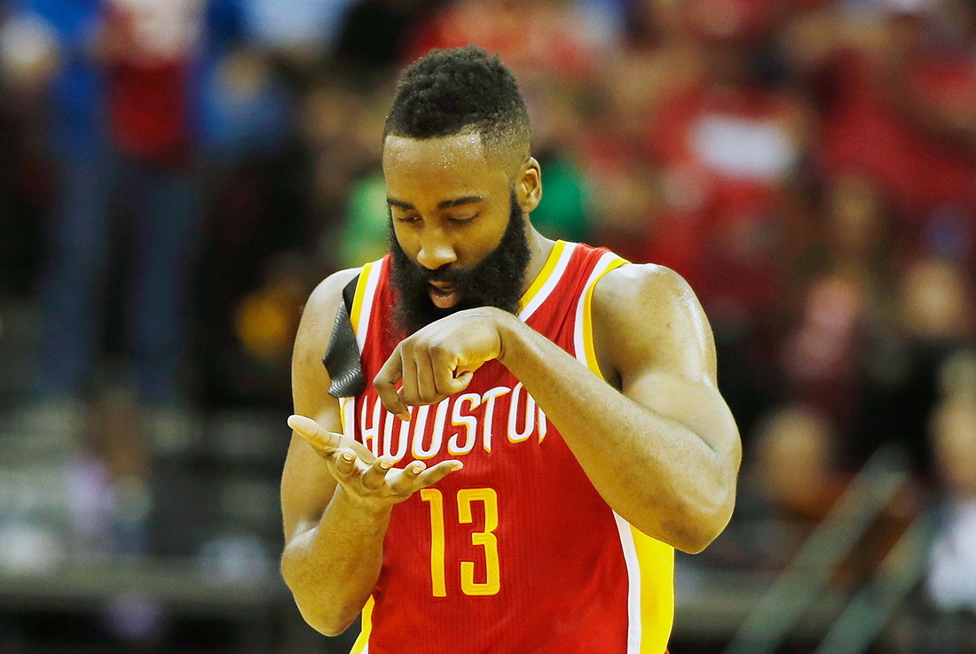 James Harden Photo by Scott Halleran/Getty Images