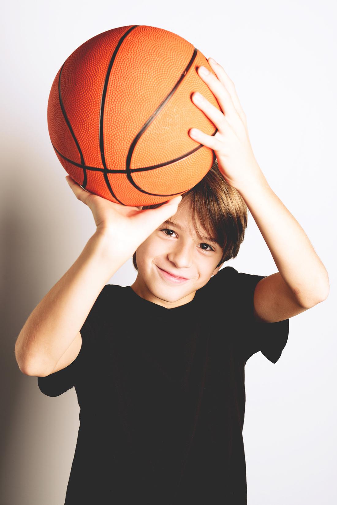 5 ejercicios básicos  para introducir a los niños al basquet. por Viva Basquet