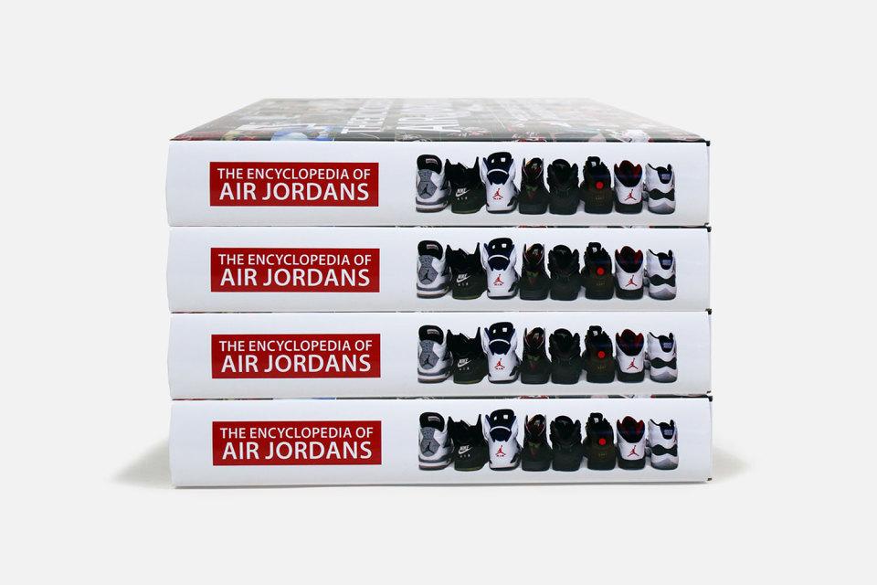 La enciclopedia de los Air Jordan por viva basquet