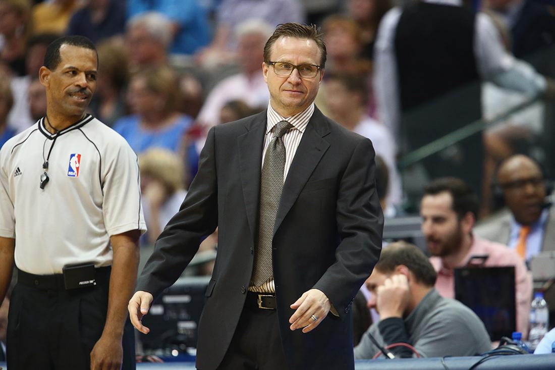 El Thunder le da las gracias a Scott Brooks por viva basquet