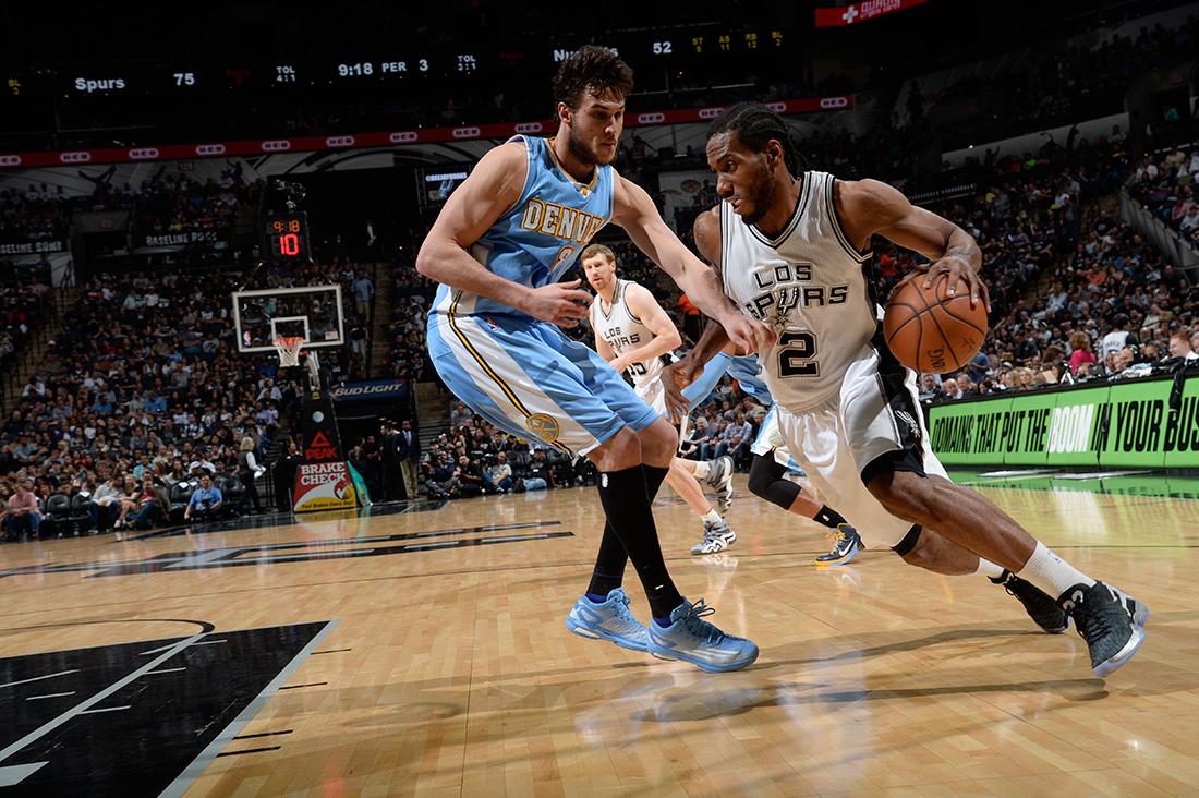 Nadie como los Spurs po viva basquet