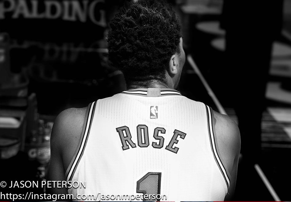 El Instagram lo llevó a retratar a los Chicago Bulls por Viva Basquet