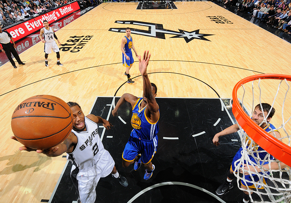 Spurs advierte a los Warriors por viva basquet