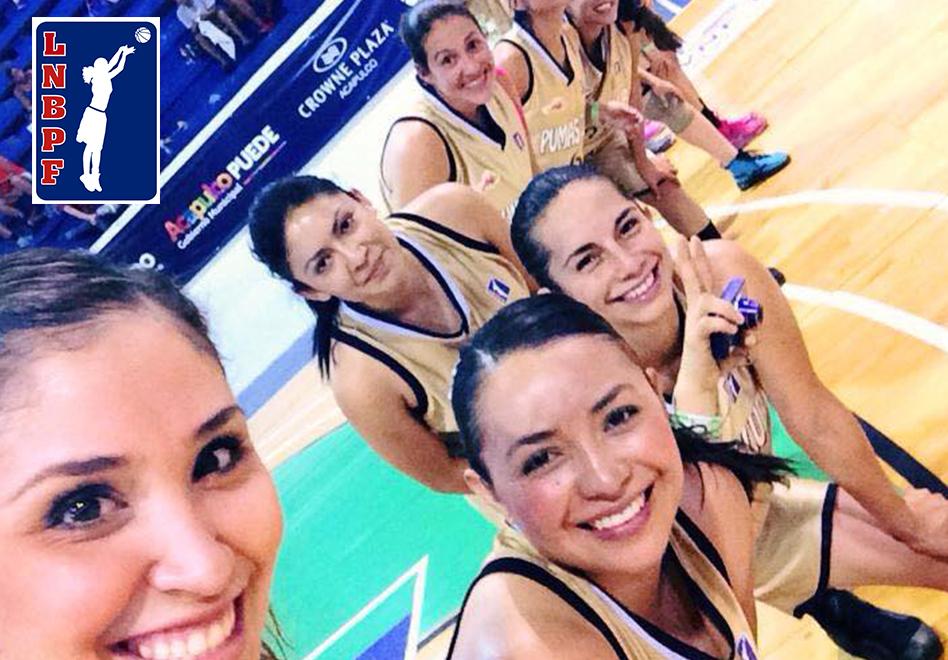 Arranca la LNBP Femenil 2015 por viva basquet