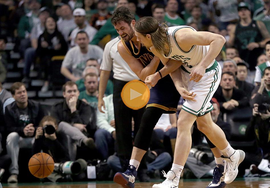 Pierden a Kevin Love por viva basquet