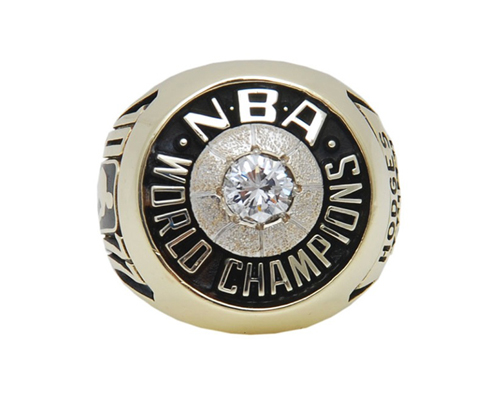 Blazers 1977 ring