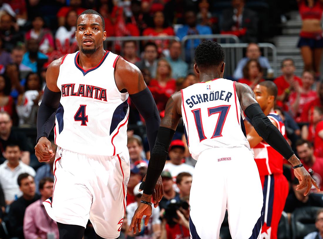 Hawks y Grizzlies igualan las cosas por viva basquet