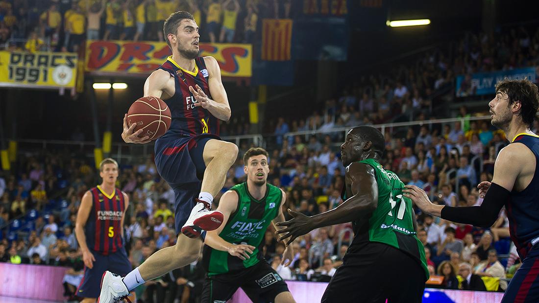 Arrancaron los playoffs en la Liga Endesa por viva basquet