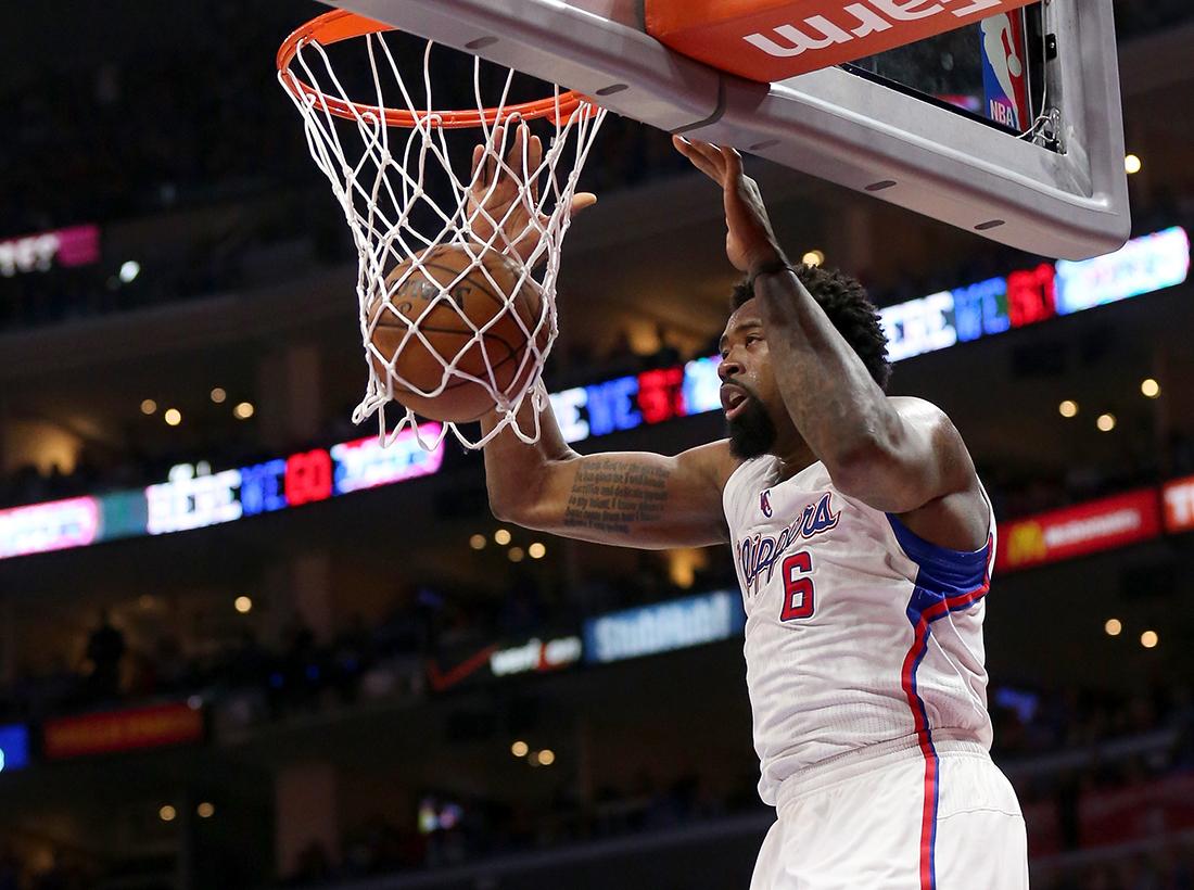 Los Clippers aplastan a los Rockets por viva basquet