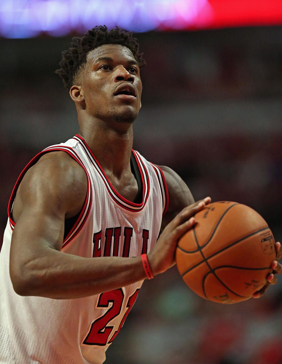 Jimmy Butler se cotiza por viva basquet