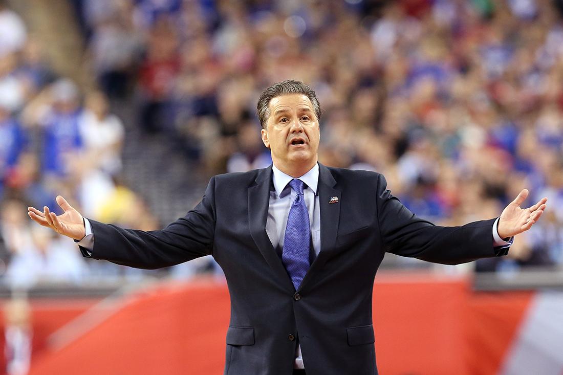 John Calipari le dice no a los Pelicans por viva basquet
