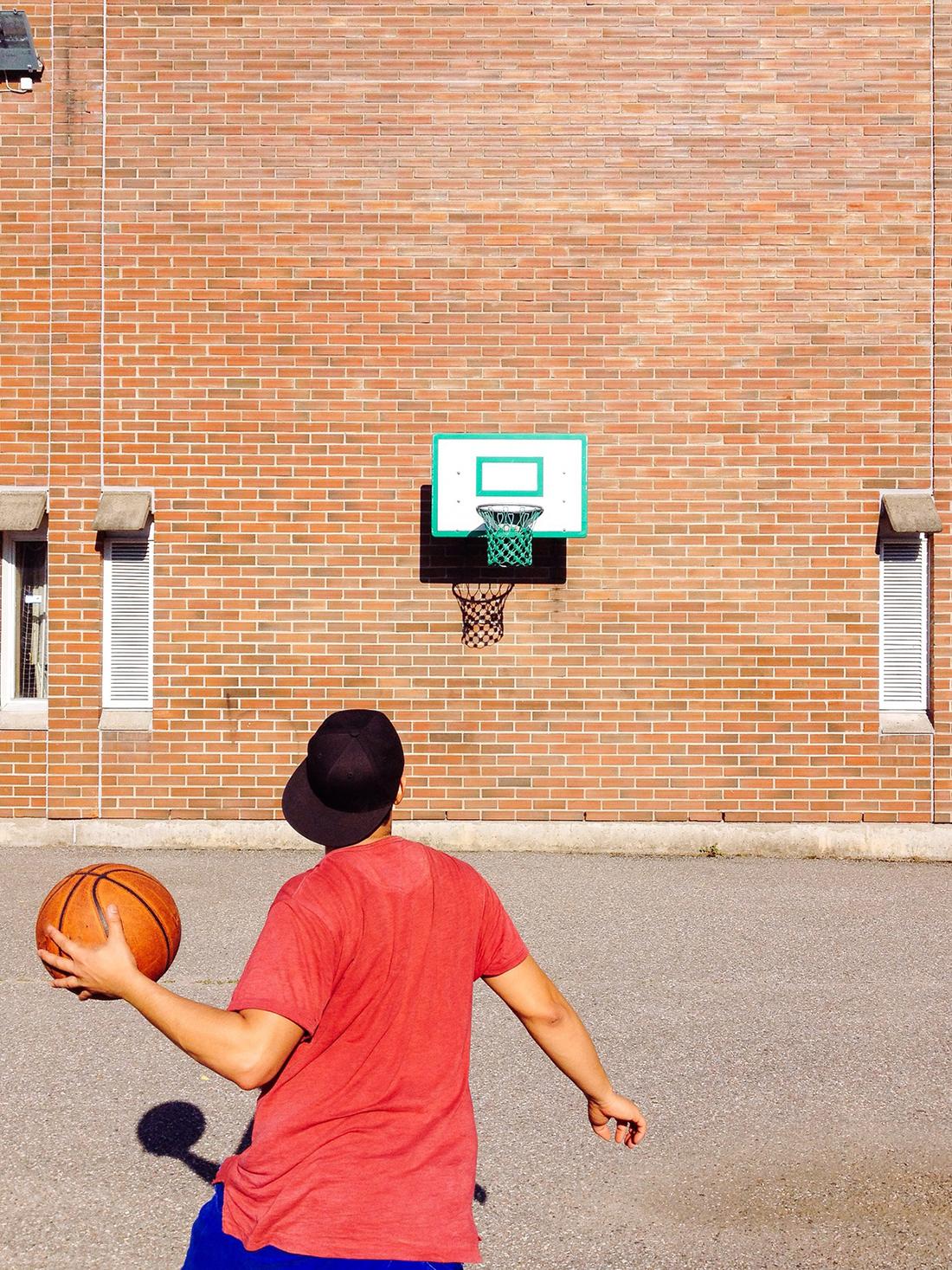 5 tips para practicar básquet desde tu casa por Viva Basquet.