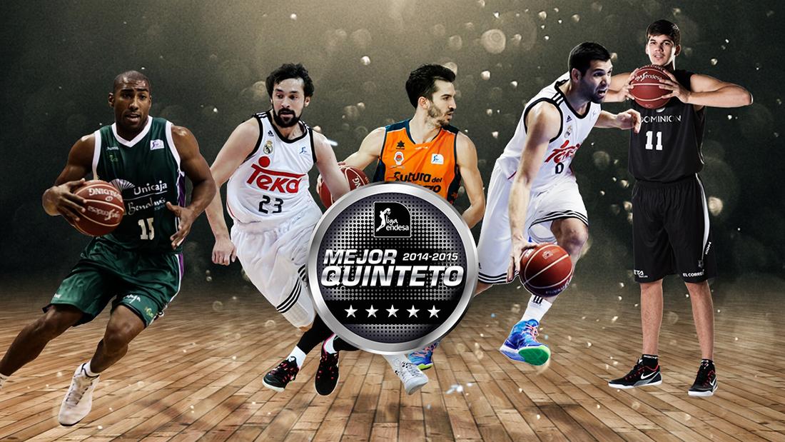 Los mejores de la Liga Endesa por viva basquet