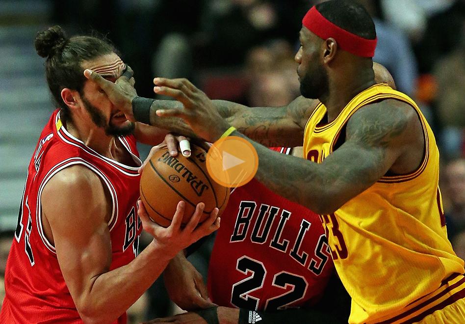 Cavaliers vs Bulls un duelo con historia por Viva Basquet