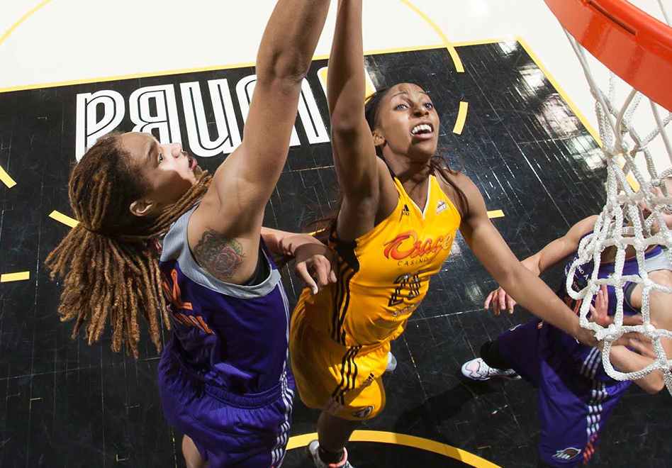 Castigo ejemplar en la WNBA por Viva Basquet