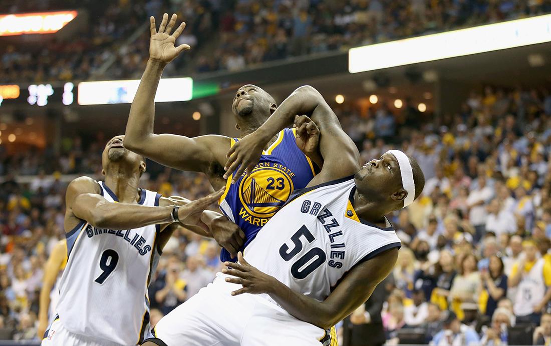 Los Grizzlies dominan a los Warriors por vivabasquet.com