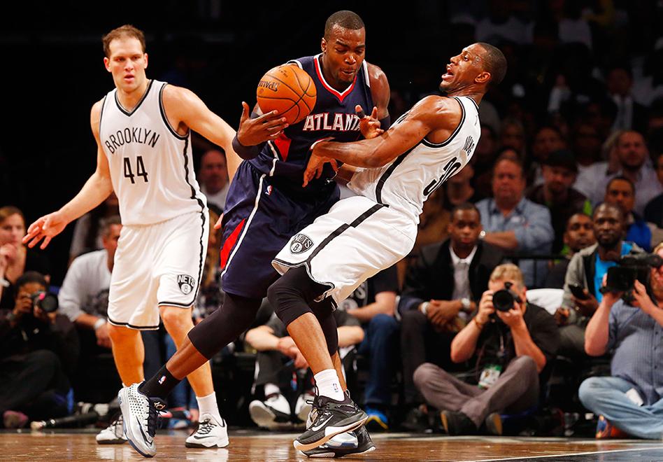 Los Hawks le ponen fin a la campaña de los Nets por viva basquet