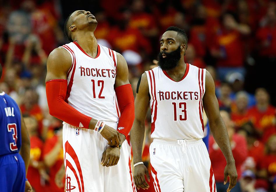 Los Rockets despiden a los Clippers por viva basquet