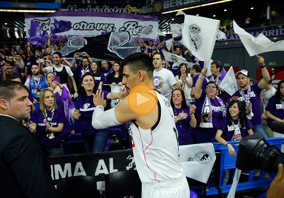 Gustavo Ayón hace más líder al Real Madrid por viva basquet