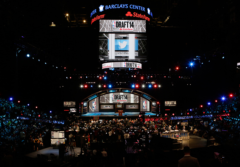 El Draft NBA vuelve a Brooklyn por Viva Basquet