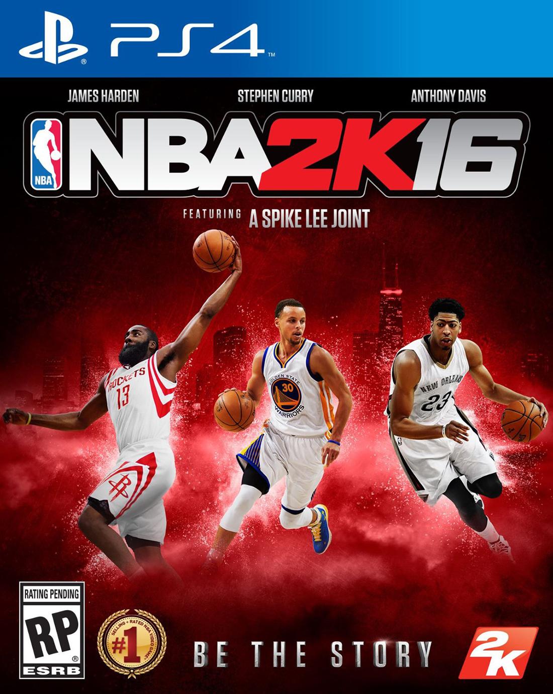 NBA2k16 Soundtrack