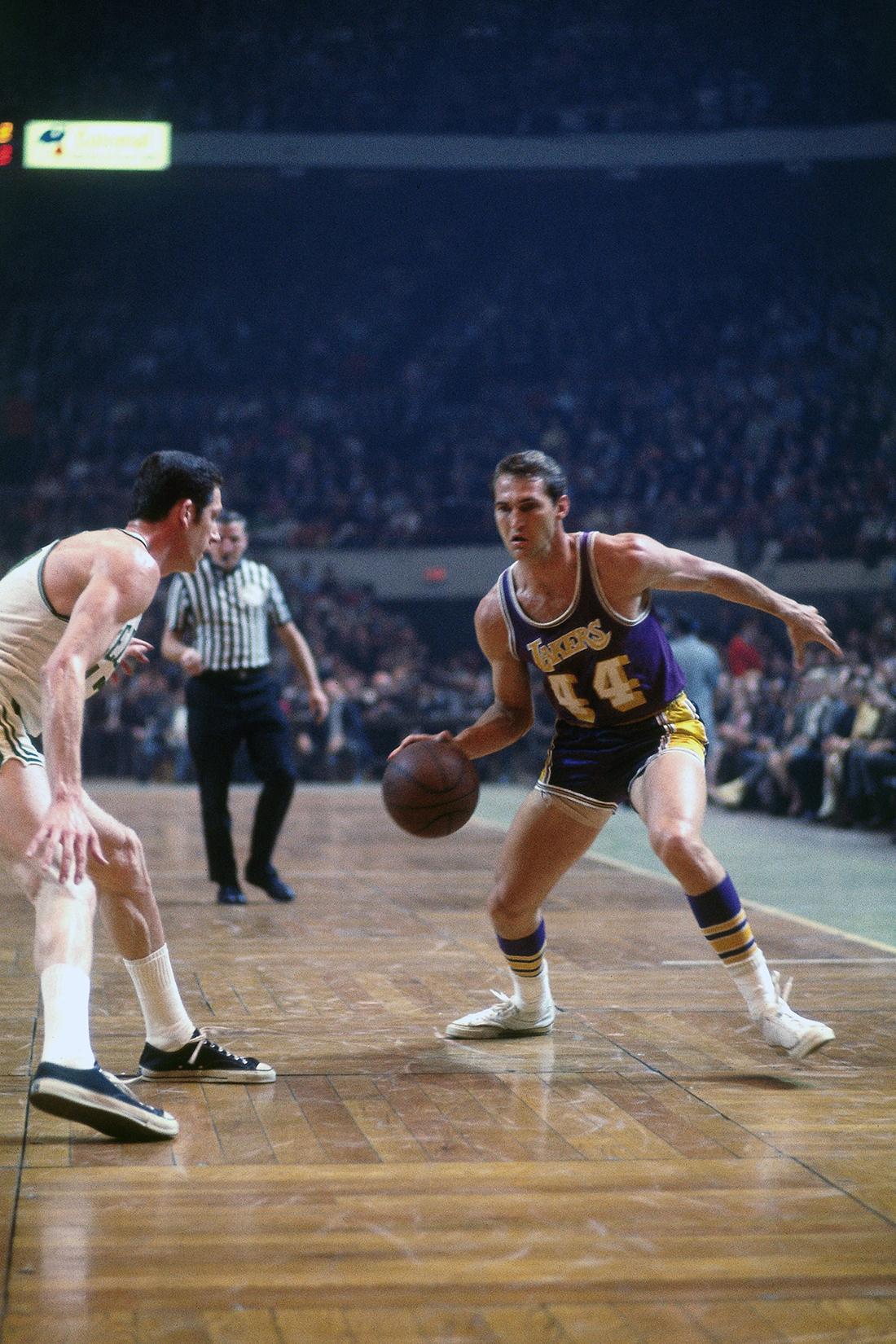 El MVP que no quería Jerry West por viva basquet