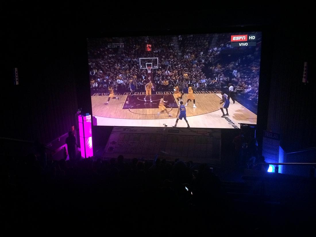 La NBA Nights en las Finales por Viva Basquet