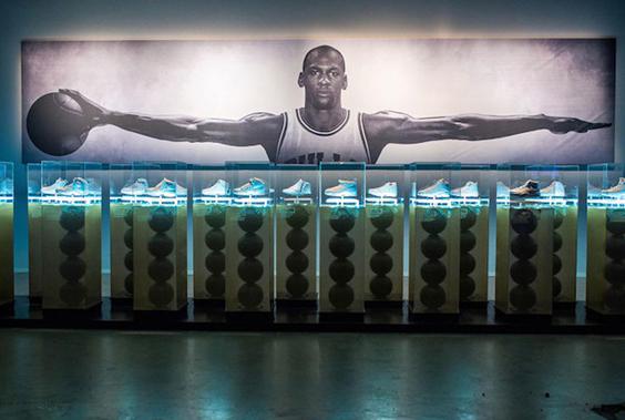 Jordan en francia en Jordan30Paris por viva basquet