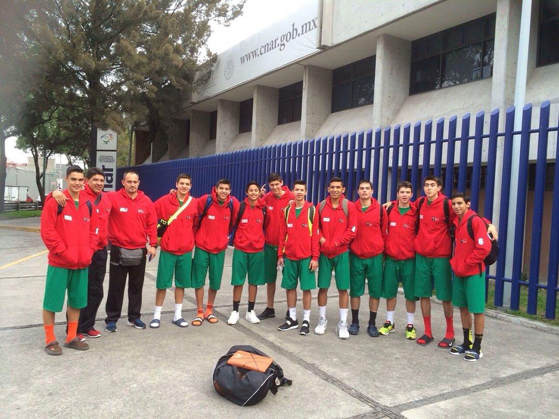 La Sub-16 por el pase al Mundial por viva basquet