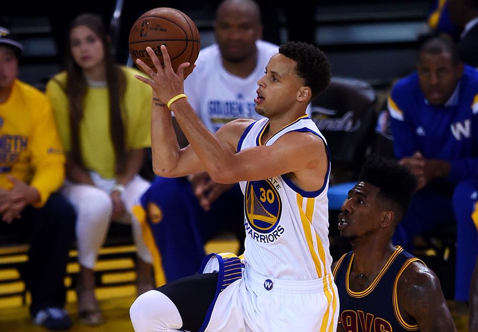 El primero es de los Warriors en las Finales de la NBA por Viva Basquet