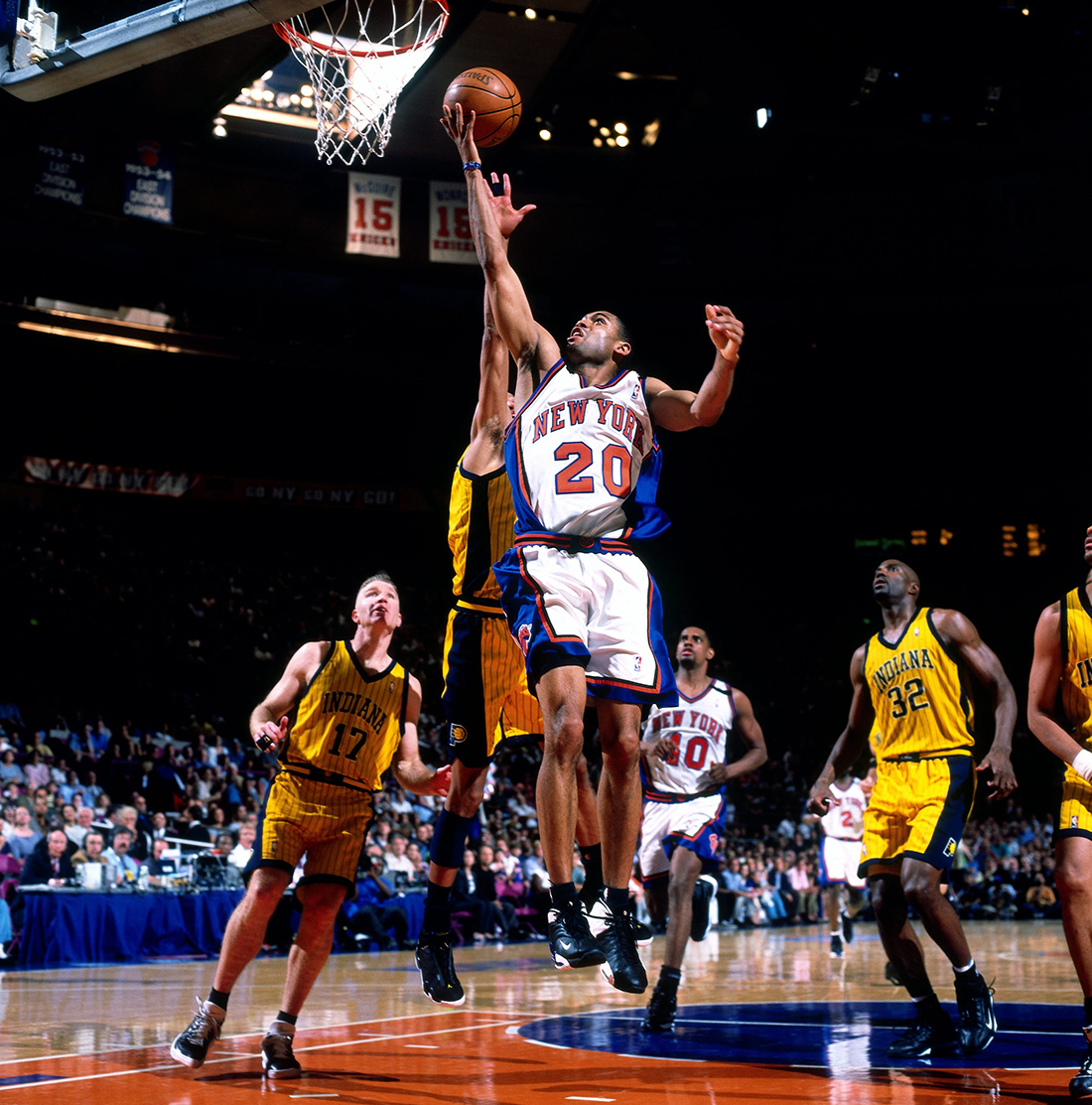 Copyright 1999 NBAE (Photo by Nathaniel S. Butler/NBAE via Getty Images)