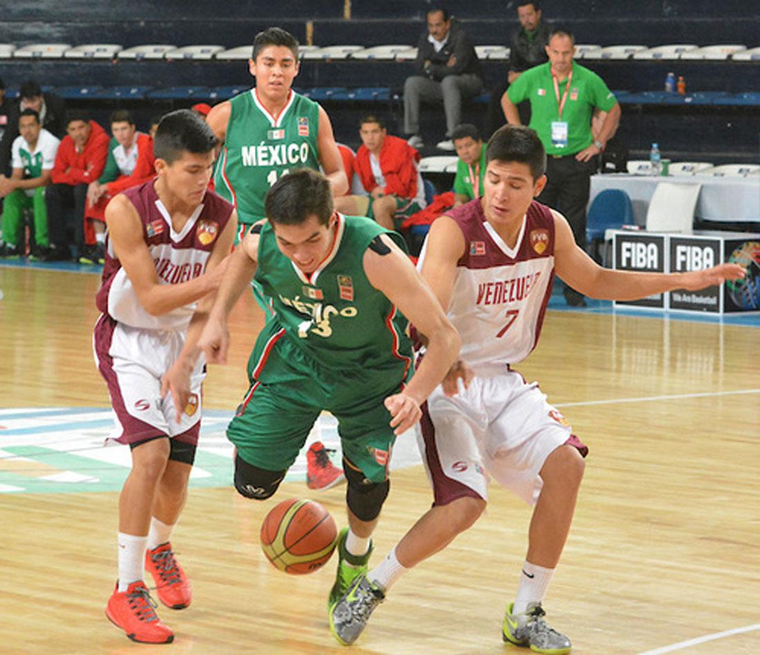 México se despide con derrota del FIBA Américas U16 por viva basquet