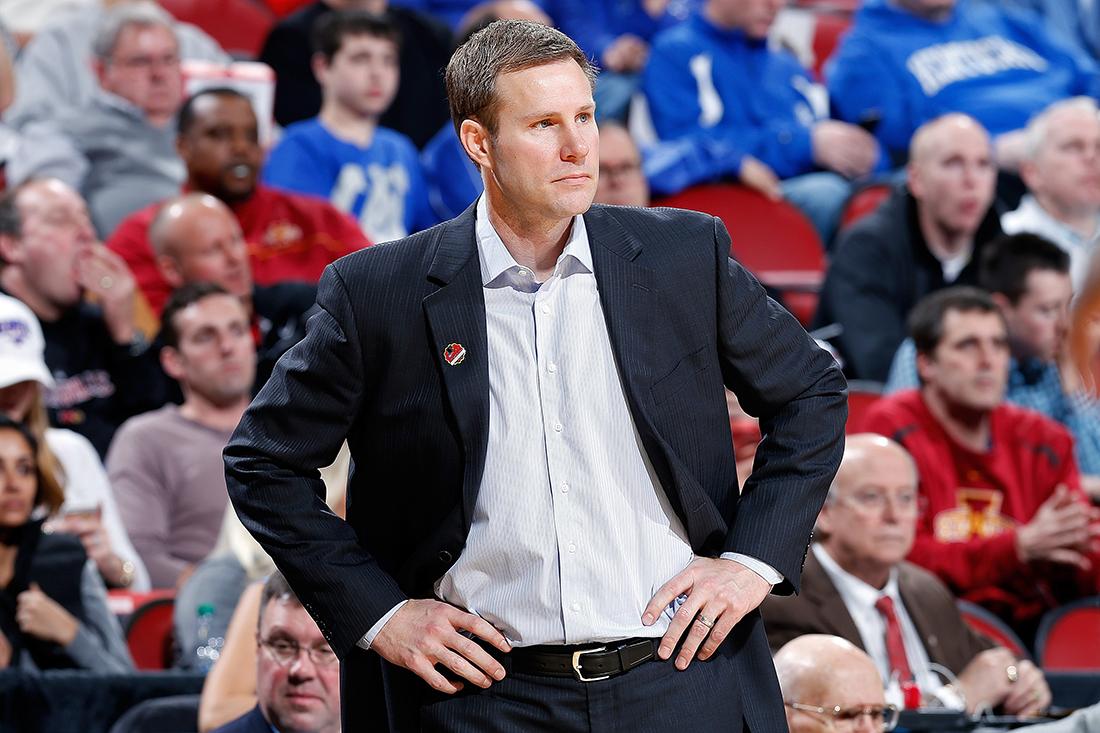 Fred  Hoiberg nuevo coach de los Bulls por viva basquet