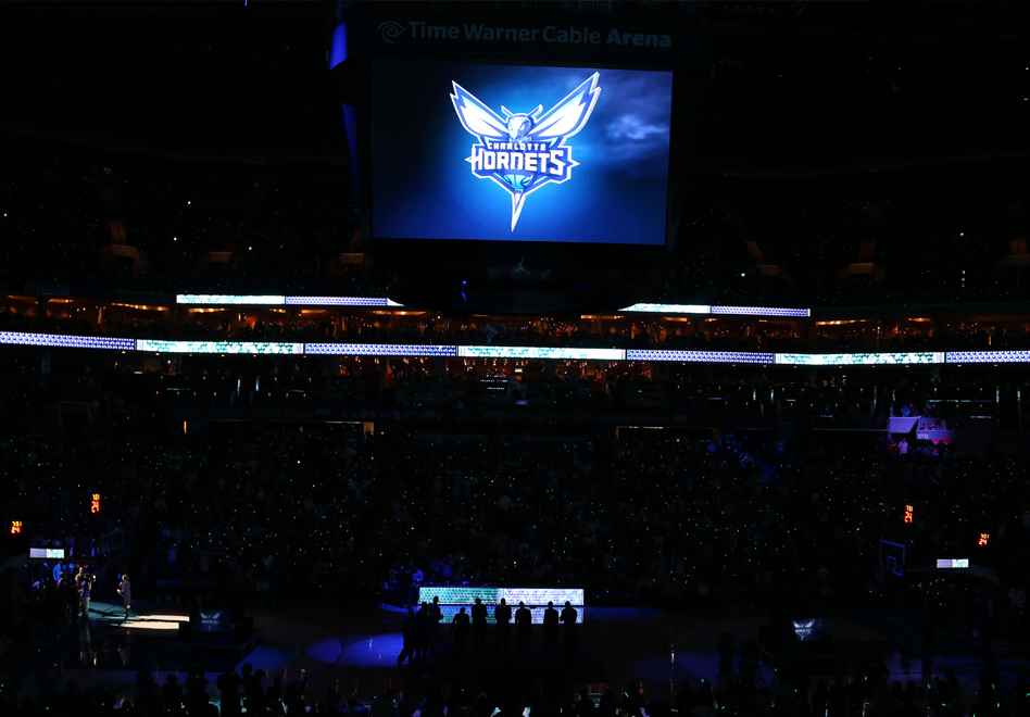 Michael Jordan y los Hornets anfitriones del All-Star Game por Viva Basquet