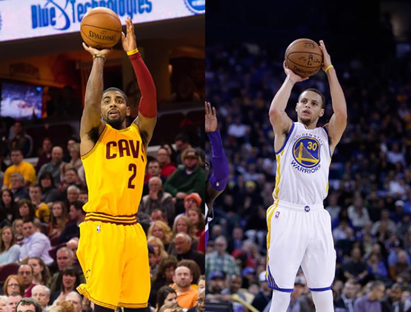 La opinión de LeBron sobre Stephen Curry y Kylie Irving por viva basquet