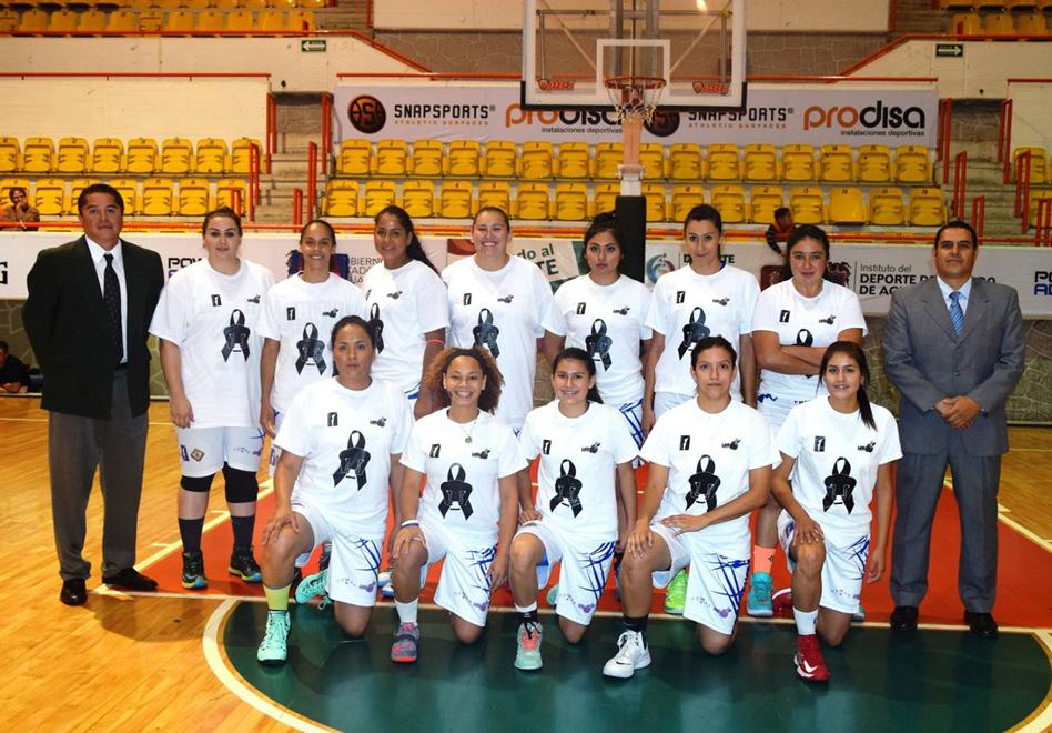 Fin de semana especial en la LNBP Femenil por Viva Basquet