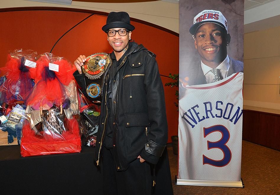Iverson y su genialidad al servicio de los Sixers