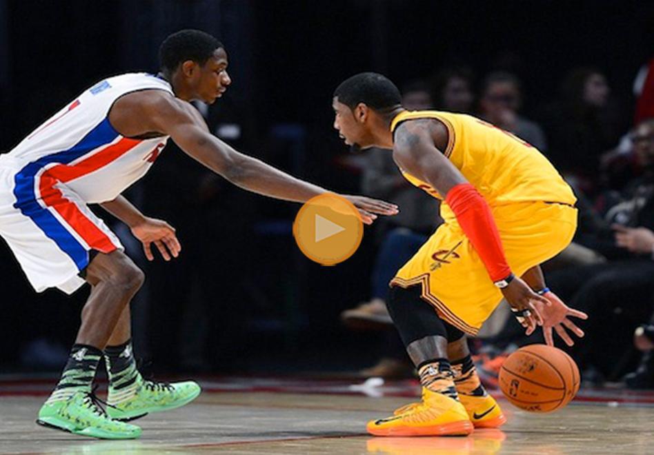 aprende a driblear como kyrie irving por viva basquet