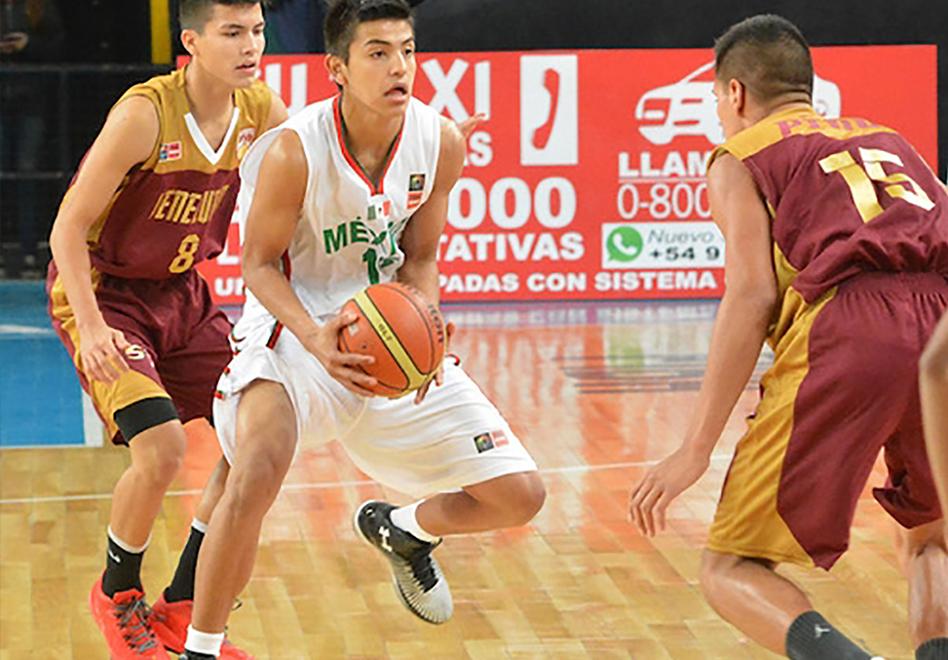 Llegó el triunfo para la Selección Sub-16 .por viva basquet