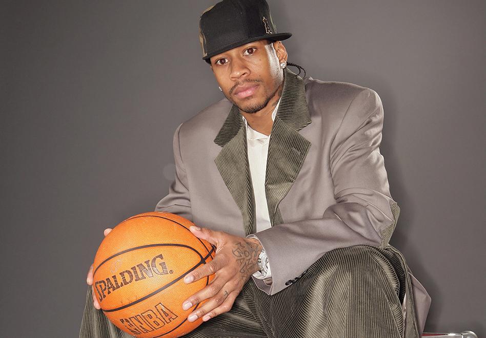 Felices 40 Allen Iverson por viva basquet