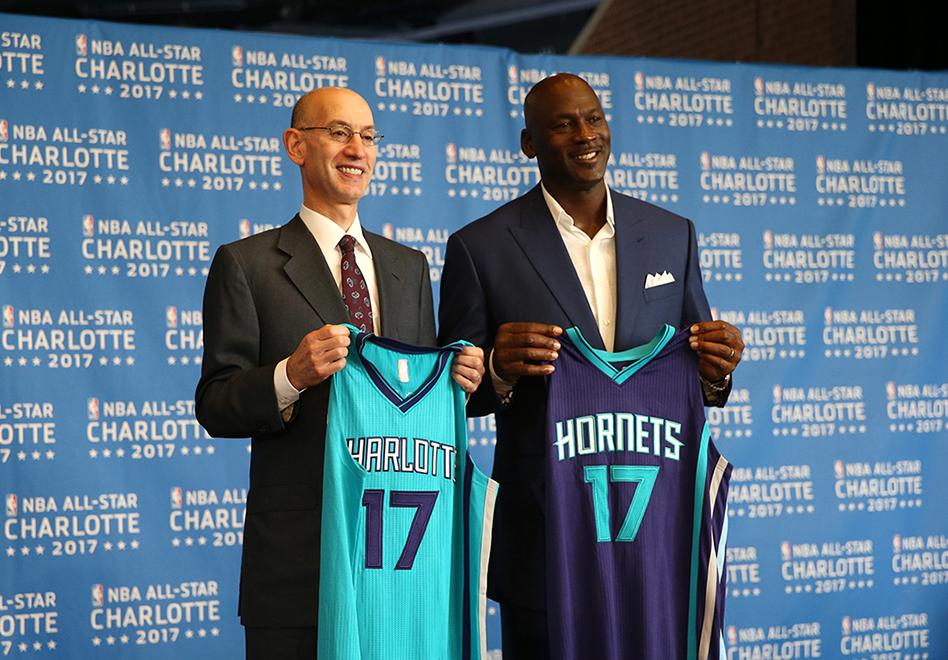 El All-Star de Charlotte ¿con Jordan? Por viva basquet