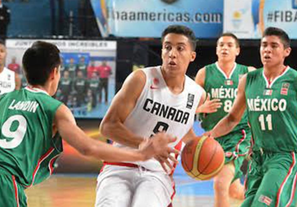 La Sub-16 le dice adiós al Mundial de basquet por viva basquet