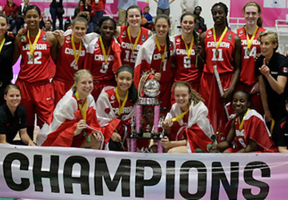 Canadá se queda con el título del FIBA Américas U16