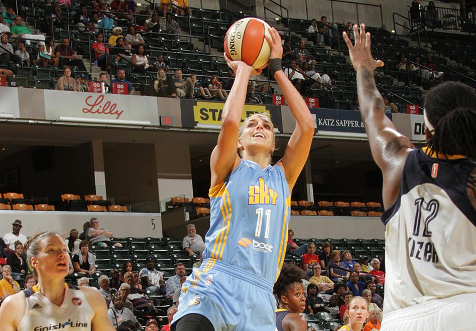 Las mejores de la semana en la WNBA por Viva Basquet