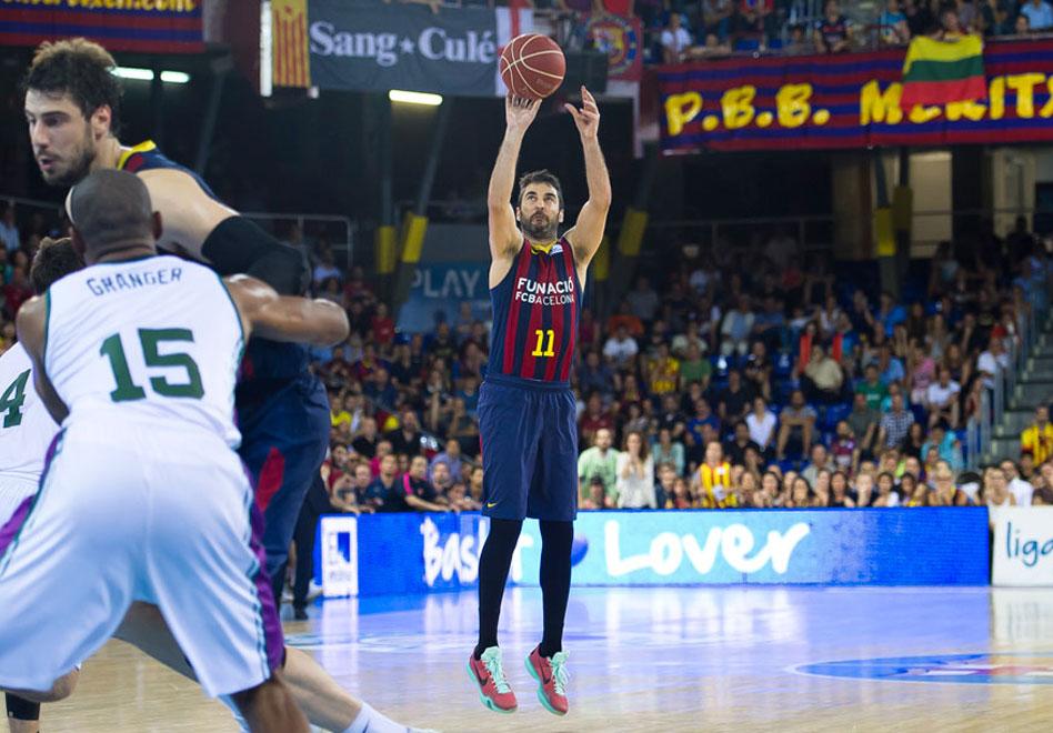 Barcelona a la Final de Liga Endesa por viva basquet