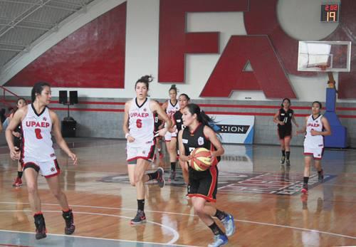 las CHAPARRITAS del basquetbol por vivabasquet