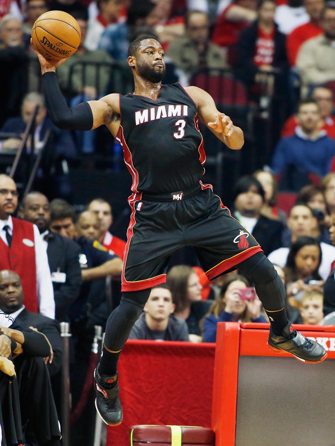Un año más de Wade con el Heat por viva basquet